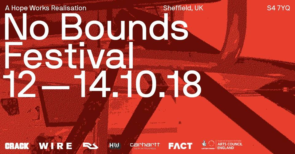 no bounds festival 2018 sheffield
