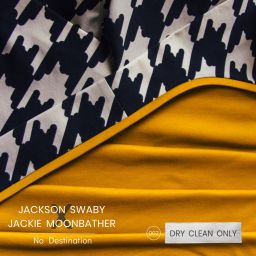 Jackson Swaby and Jackie Moonbather's No Destination Was Our Soundtrack To The Summer