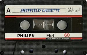 sheffield music blogs sheffield cassette