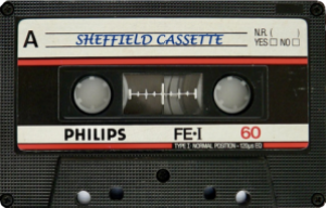 sheffield music blogs sheffield cassette